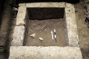 Πέντε σκελετοί στην Αμφίπολη