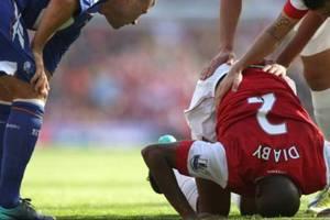 Τραυματίστηκε για… 37η φορά ο Ντιαμπί