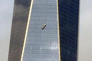 Δραματική διάσωση καθαριστών τζαμιών στο World Trade Center