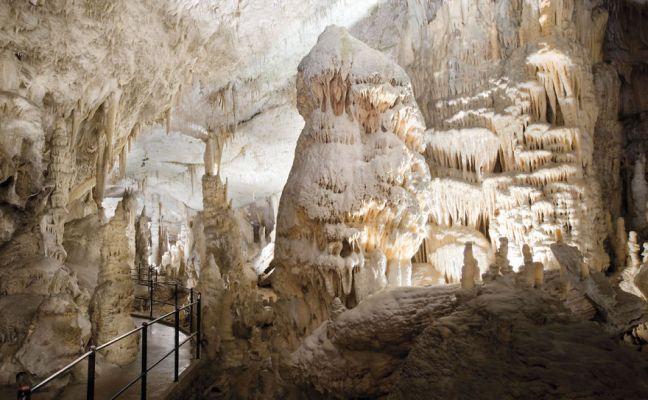 Σπήλαιο Postojna