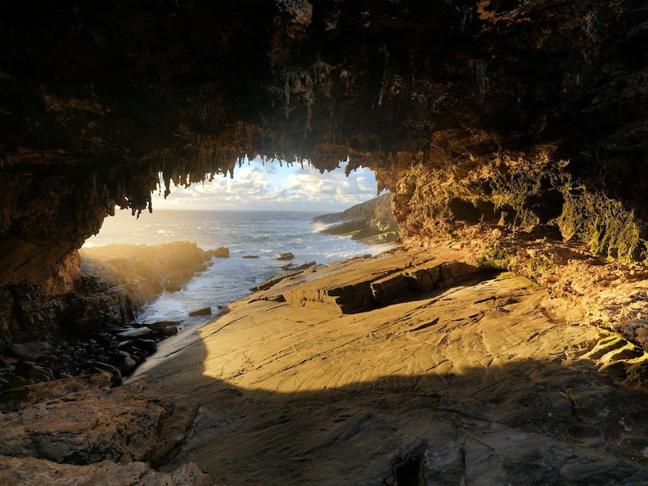 Σπήλαιο στη Νήσο Καγκουρό