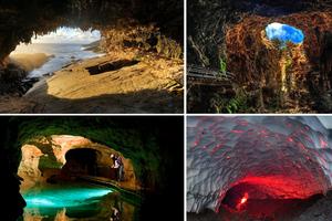 Τα εντυπωσιακότερα σπήλαια του κόσμου