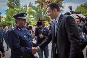 «Θέλουμε ο πολίτης να αισθάνεται ασφαλής όλο το 24ωρο σε κάθε γωνιά της Ελλάδας»