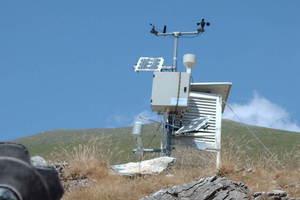 Νέος μετεωρολογικός σταθμός στο δήμο Παγγαίου