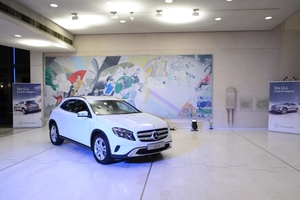 Η Mercedes στηρίζει την τέχνη