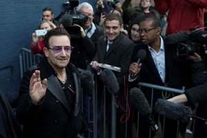 Νεκρός συνεργάτης των U2 στο Λος Άντζελες