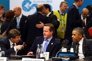 Για τις εξελίξεις σε Ιράκ και Συρία μίλησαν Ομπάμα και Νταβούτογλου