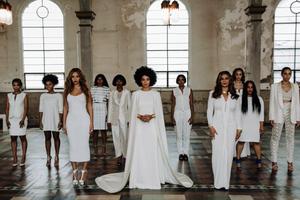 Οι πρώτες φωτογραφίες από τον γάμο της αδερφής της Beyonce