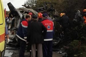 Μνήμες από το τραγικό δυστύχημα με το ασθενοφόρο του ΕΚΑΒ στη Κρήτη