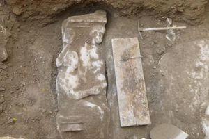 Τμήμα επιτύμβιας στήλης βρέθηκε στον Κεραμεικό