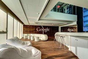 Τα εντυπωσιακά γραφεία της Google στο Τελ Αβίβ