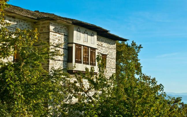 Η 'κρυφή κοσμοπολίτισσα' του Πηλίου!Ανακαινισμένα παλιά αρχοντικά πυργόσπιτα & πλούσια καλντερίμια!