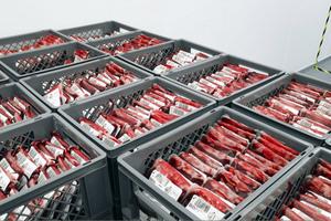 Στο εσωτερικό ενός εργαστηρίου με εξαιρετικά σπάνιες ομάδες αίματος