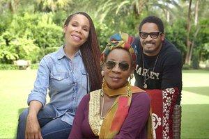 Δείτε τη σύζυγο και τα παιδιά του Bob Marley