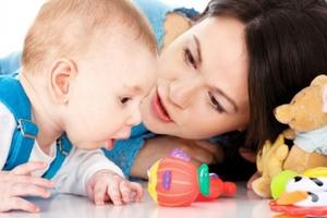 Μιλήστε στα μωρά σας