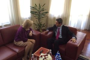 Επανεργοποιείται η επιτροπή Ελλάδας-Αλβανίας για την αναθεώρηση σχολικών βιβλίων