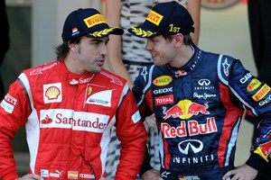 Τέλος ο Αλόνσο, στη Ferrari ο Φέτελ