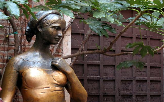 Άγαλμα της Ιουλιέτας