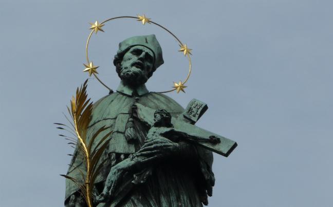 Άγαλμα του Αγίου Ιωάννη του Nepomuk