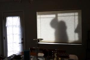 Η ύποπτη σκιά που προκαλεί φόβο