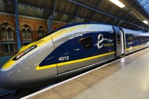 Ταξίδι αστραπή από το Λονδίνο στο Παρίσι με το νέο Eurostar