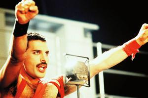 Η εμβληματική φωνή των Queen, Φρέντι Μέρκιουρι