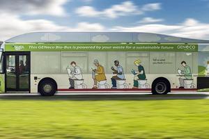 Το λεωφορείο που έχει για καύσιμα ανθρώπινα... λύματα