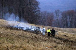 Σκοτώθηκαν και οι τέσσερις επιβάτες του μοιραίου ελικοπτέρου στη Ρουμανία