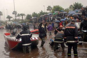 Φονικές καταιγίδες στο Μαρόκο