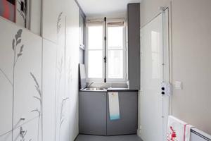 Ένα διαμέρισμα 8 τετραγωνικών στο Παρίσι