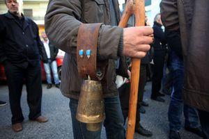 Διαμαρτύρονται οι κτηνοτρόφοι της Θεσσαλίας για την CETA