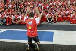 «Ίσως επιστρέψω στη Ferrari»