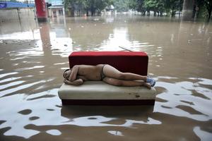 Σοκαριστικές φωτογραφίες για την κλιματική αλλαγή