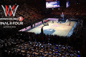 Sold out το Final Four της Μαδρίτης!