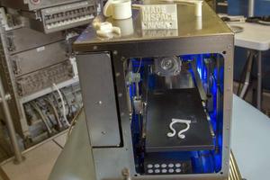 Πρώτη τρισδιάστατη εκτύπωση στο διάστημα