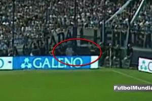 Ένα... φάντασμα στα γήπεδα της Αργεντινής