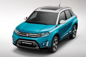 Έξι νέα Suzuki ως το 2017