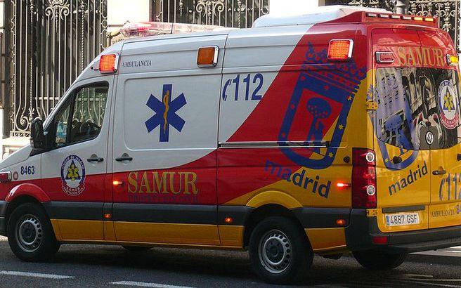 Ένας νεκρός από κατάρρευση σκαλωσιάς σε ξενοδοχείο στη Μαδρίτη
