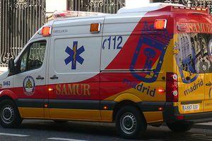 Το ασθενοφόρο στην Ισπανία ανέδιδε οσμή… χασίς