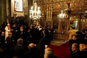Θεία Λειτουργία στο Φανάρι παρουσία του Πάπα