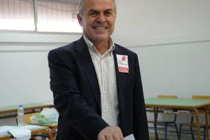 Ο Ηλίας Σταμέλος του ΚΚΕ νέος δήμαρχος Καισαριανής