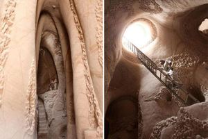 Ένα σπήλαιο έργο τέχνης
