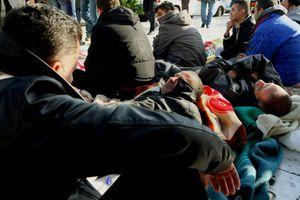 Συνεργασία Εκκλησίας και Περιφέρειας Αττικής για τους Σύρους πρόσφυγες