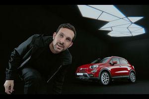 Η Fiat συνεργάζεται με τον παγκοσμίου φήμης «μάγο» Dynamo