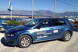 Οδηγούμε το VW Golf 1.4 TGI BlueMotion