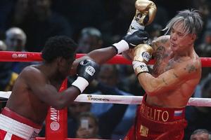 Στημένος ο αγώνας πυγμαχίας του Μίκι Ρουρκ