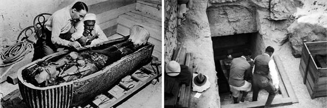 Ο Τάφος του Τουταγχαμών
