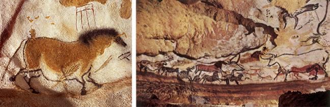 Τα προϊστορικά σπήλαια του Λασκό και της Αλταμίρα
