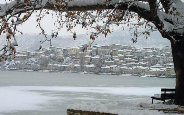 Snow In Greece Photos Greece By A Greek
