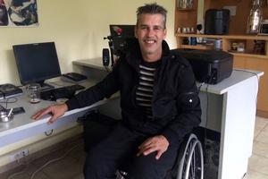 Πώς είναι να ζεις σε αναπηρικό καροτσάκι